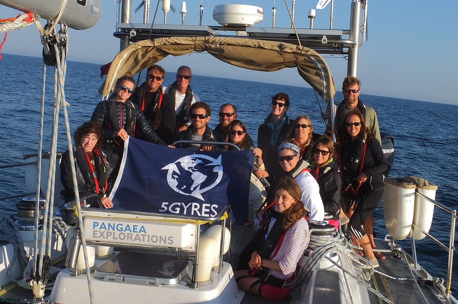 Our Partner: The 5 Gyres Institute