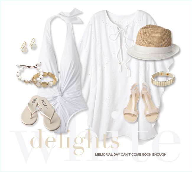 White delights: Countdown to Memorial Day weekend
