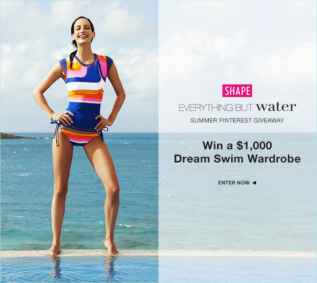 Pin to win a $1,000 dream wardrobe
