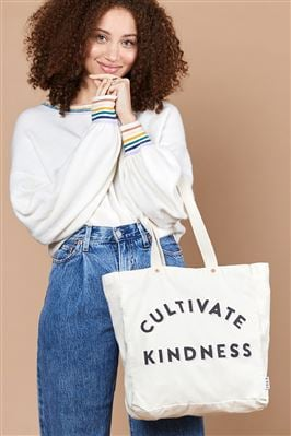 Cultivate Kindness Tote