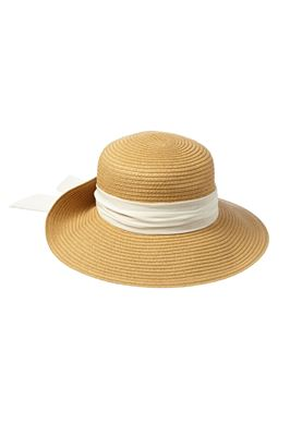 Scarf Trim Sun Hat