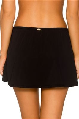 Contemporary Skirted Bikini Bottom