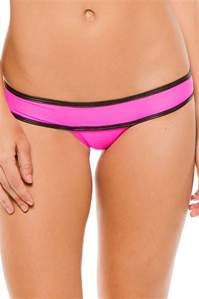 Banded Hipster Bottom - Neo Block - S