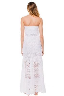 Dublino Strapless Maxi Dress