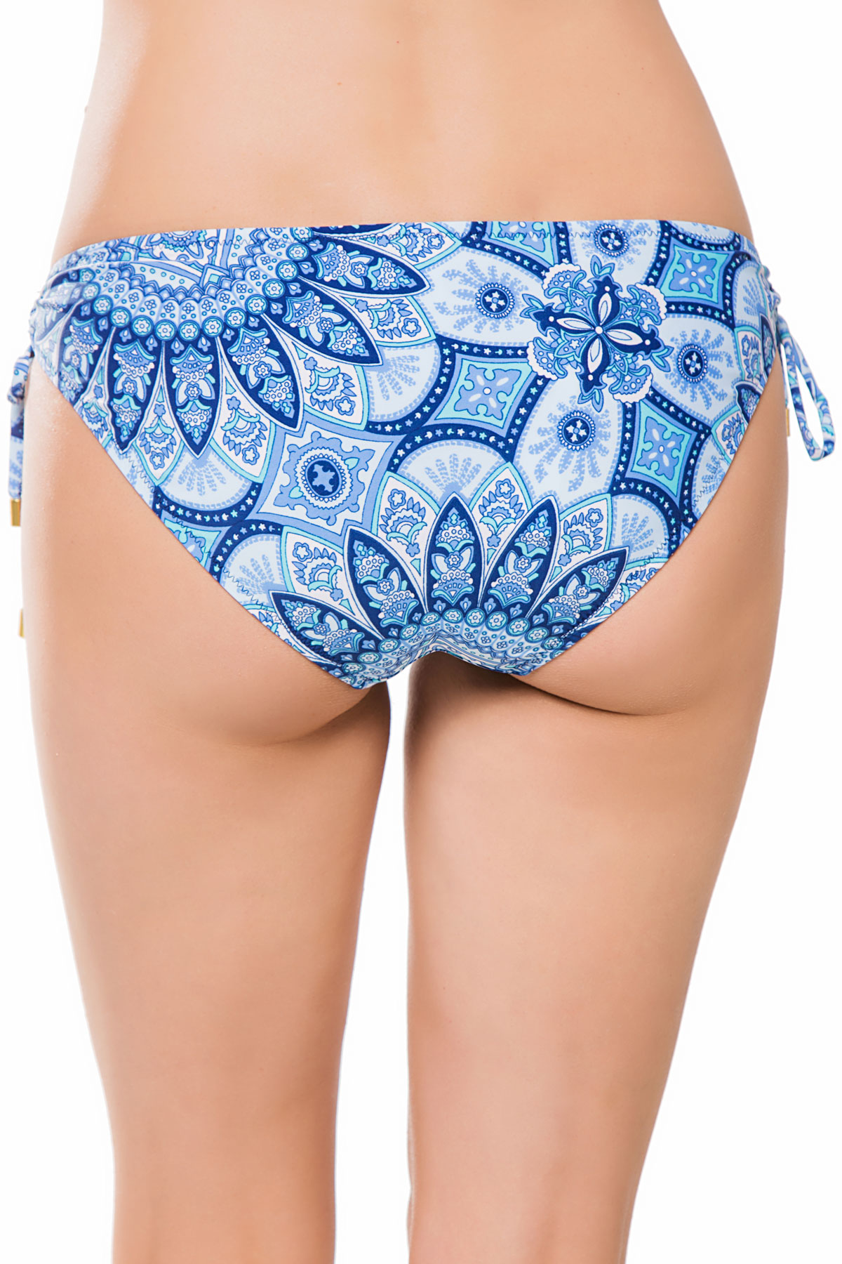 Loop Tie Side Hipster Bikini Bottom - Jamie 2