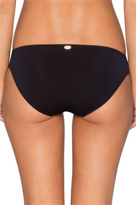 Shirred Tab Side Bikini Bottom