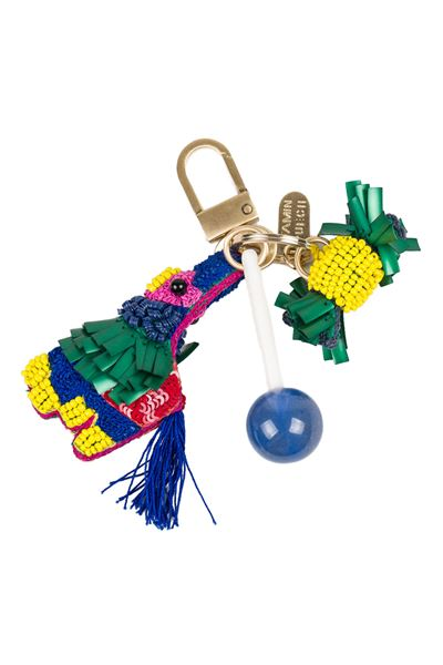 Keychain - Multicolor - One