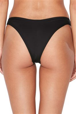 Whiplash High Leg Brazilian Bikini Bottom