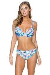 Avalon Underwire Over the Shoulder Bikini Top (D+ Cup)