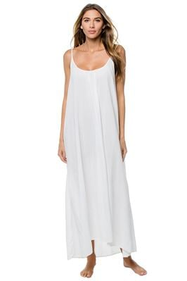 Tulum Scoop Neck Maxi Dress