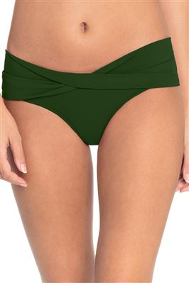 Twisted Sash Hipster Bikini Bottom