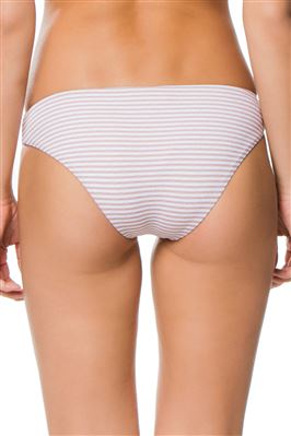 Annia Striped Hipster Bikini Bottom