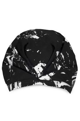 The Kent Splatter Print Swim Cap