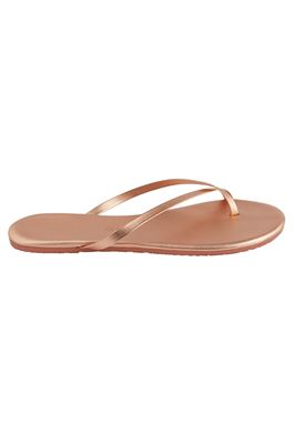 Riley Leather Flip Flops