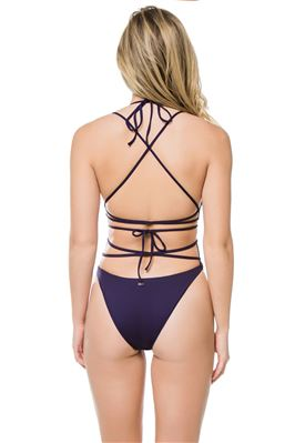 Ibitha Plunge Over The Shoulder One Piece Swimsuit