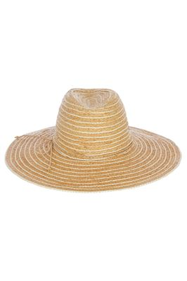 Carla Braided Trim Sun Hat