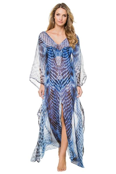 Caftan - Shaded Reptile - One