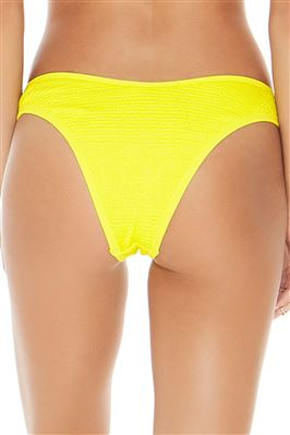 Whiplash High Waist Bikini Bottom