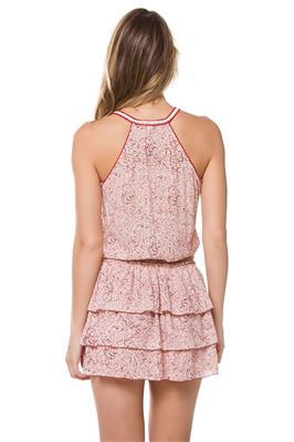 Bety Pink Joy Mini Tank Dress