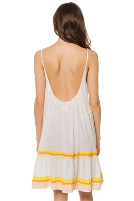 St.Tropez V-Neck Short Dress