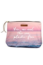 You, Me, and the Sea, Plastic-free Pouch