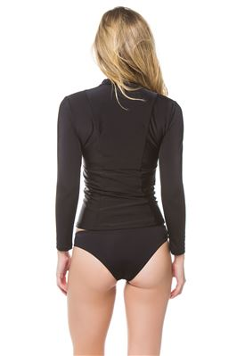 Lowers Panleded Long Sleeve Rash Guard