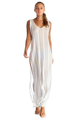 Tradewinds V-Neck Maxi Dress