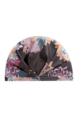 The Astor Floral Print Swim Cap