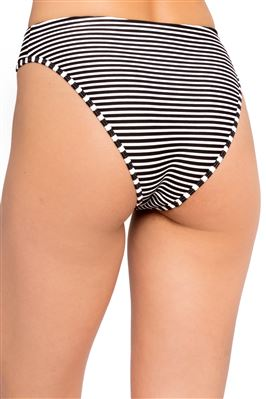 Pierre High Waist Bikini Bottom