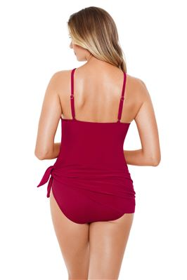 Parker Underwire High Neck One Piece Swimdress