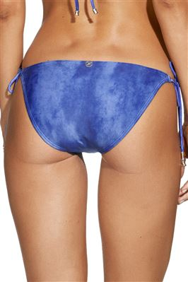 Long Tie Side Hipster Bikini Bottom
