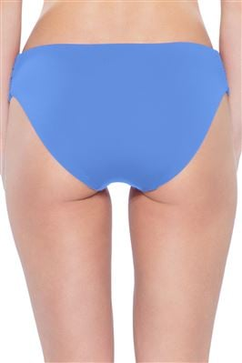 American Shirred Tab Side Hipster Bikini Bottom