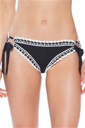 Crochet Tie Side Hipster Bikini Bottom