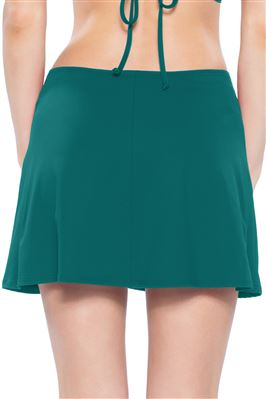 Tie-Front Cover Skirt