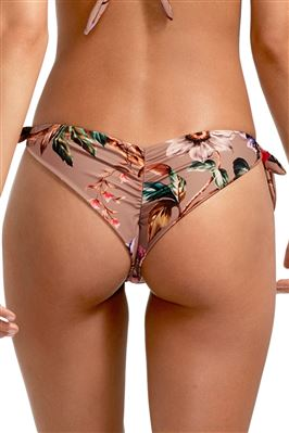 Gidget Tie Side Brazilian Bikini Bottom