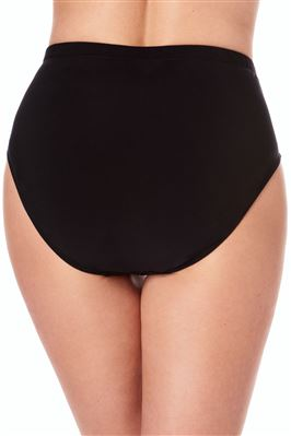 Basic High Waist Bikini Bottom