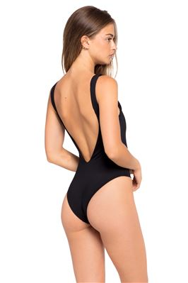 Arizona Over The Shoulder One Piece Swimsuit