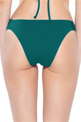 Coastal Tab Side Brazilian Bikini Bottom
