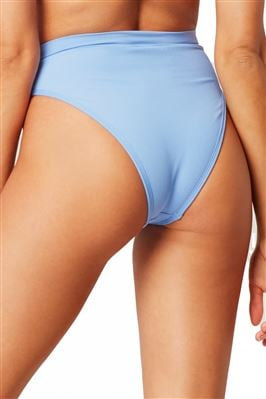 Frenchi High Waist Bikini Bottom