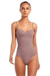 Odette California Lingerie Strap One Piece Swimsuit