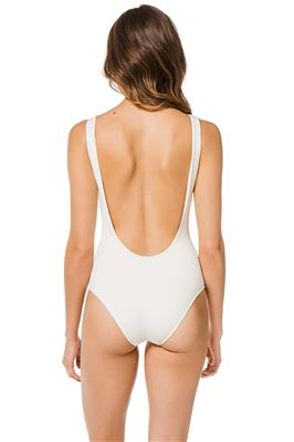 Splash Plunge One Piece Swimsuit