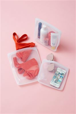Large Clear Eco-Friendly Silicone Pouch