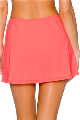 Del Mar Neon Cover Up Skirt