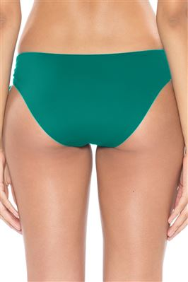 Half Moon Loop Tie Side Hipster Bikini Bottom