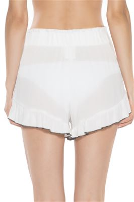 Ruffle Cover Shorts