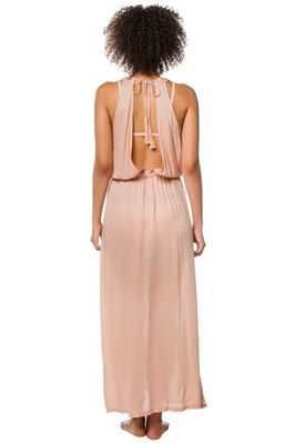 Jacquie Lace Up Maxi Dress