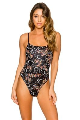 Isla Over The Shoulder One Piece Swimsuit
