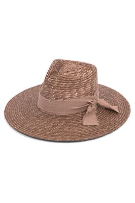 Solange Straw Rancher Hat