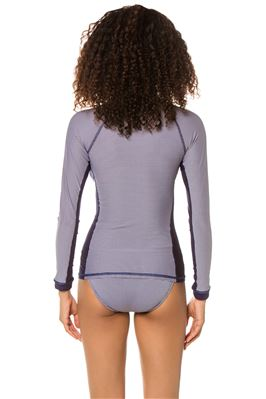 Zip Front Rash Guard