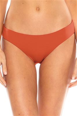 Shirred Back Hipster Bikini Bottom